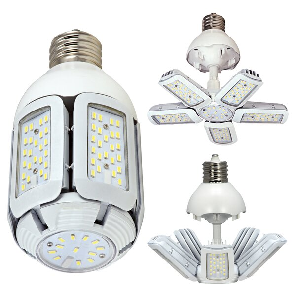 750W Equivalent E39 LED Specialty Light Bulb (Set of 6) by Satco