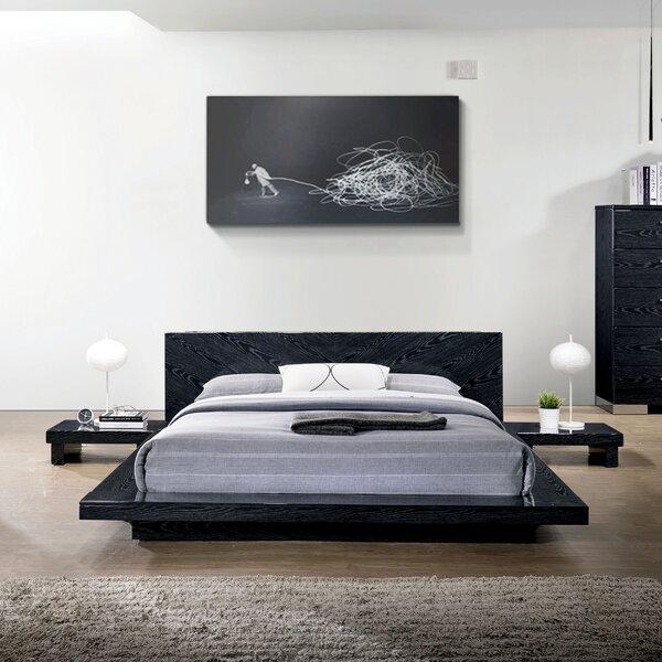 Alayah Panel Configurable Bedroom Set by Orren Ellis