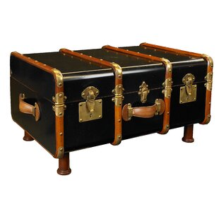 Stateroom Coffee Table with Lift Top Authentic Models