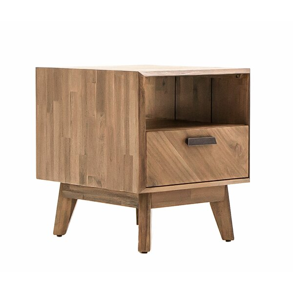 Felice End Table with Storage by Brayden Studio Brayden Studio