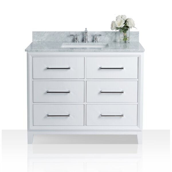 Burnsdale 42 Single Bathroom Vanity by Red Barrel Studio