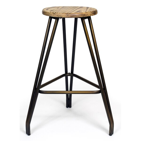 Halie 29 Bar Stool (Set of 2) by Williston Forge