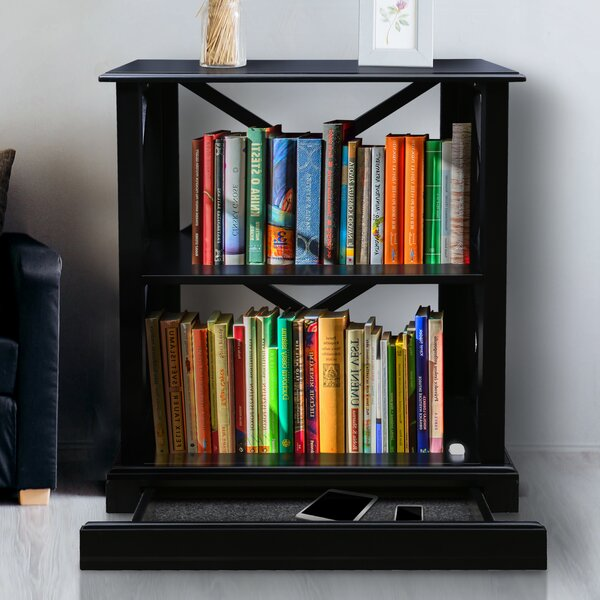 Aminah Etagere Bookcase By Winston Porter