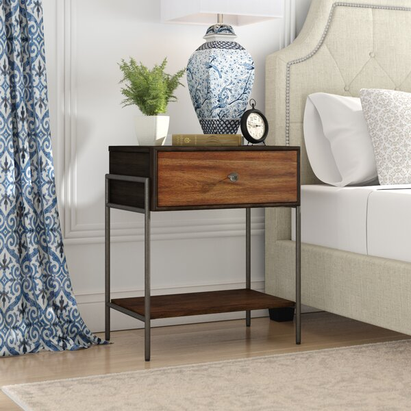 Studio 7H 1 Drawer Nightstand by Hooker Furniture