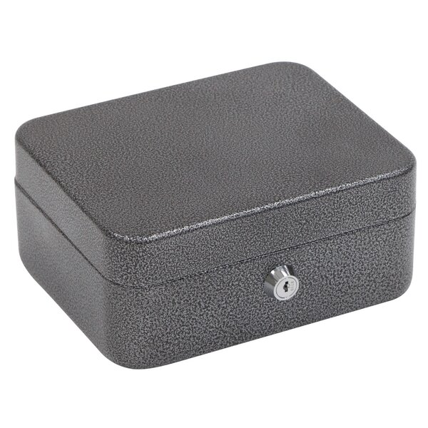 Hercules Cash Box with Key Lock by FireKing