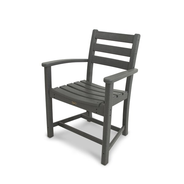 Monterey Bay Patio Dining Chair by Trex Outdoor Trex Outdoor