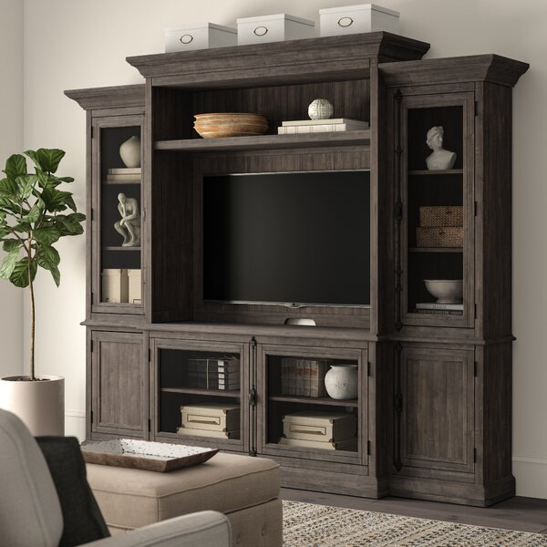 Review Amoret Entertainment Center For TVs Up To 70