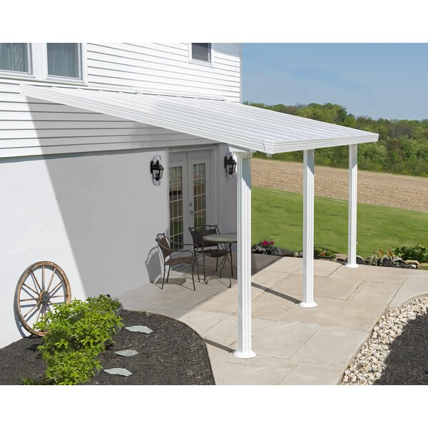 Gala™ 20 ft. W x 9.5 ft. D Patio Awning by Palram