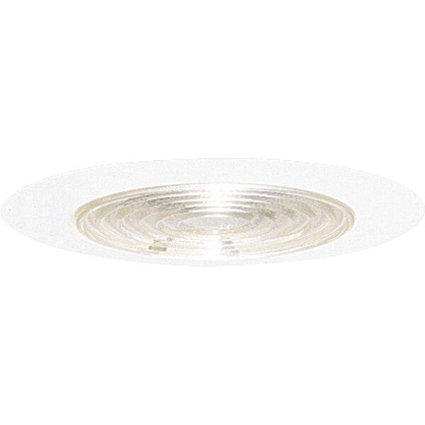 Flush Fresnel 7.75 Recessed Trim by Progress Lighting