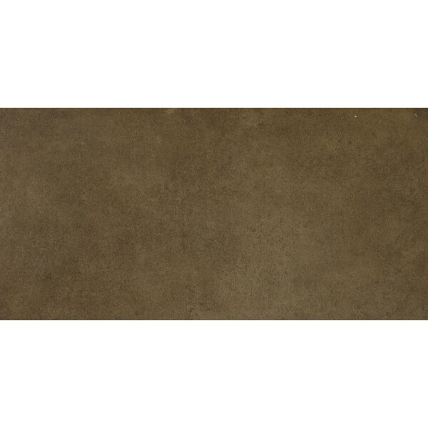 Capella 12 x 24 Porcelain Field Tile in Brown by MSI