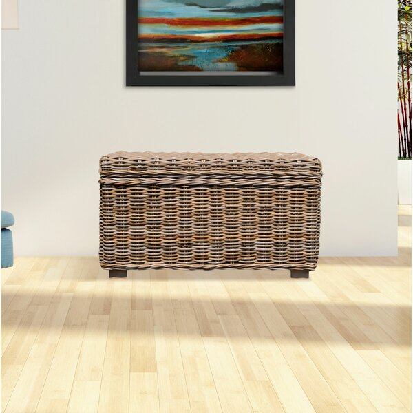 Needham Storage Coffee Table by Rosecliff Heights