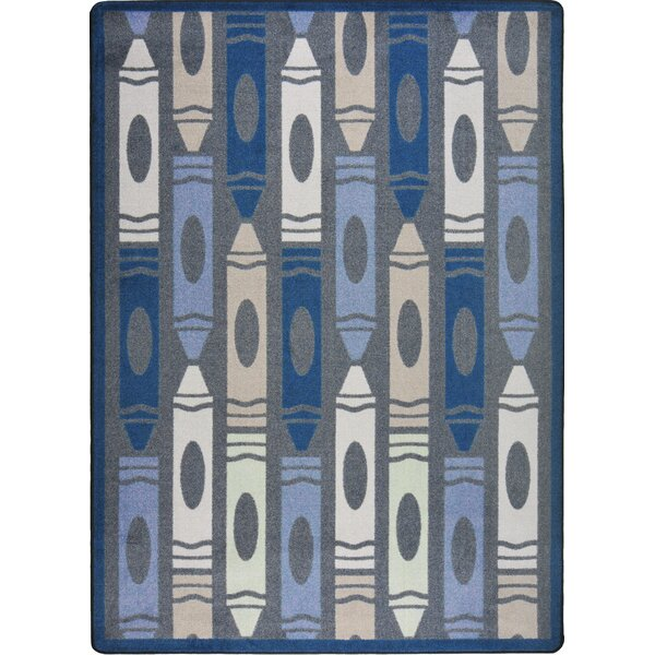 Hand-Tufled Gray Area Rug by The Conestoga Trading Co.