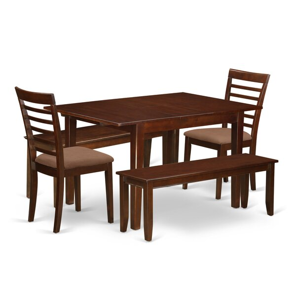 Lorelai 5 Piece Dining Set by Alcott Hill Alcott Hill