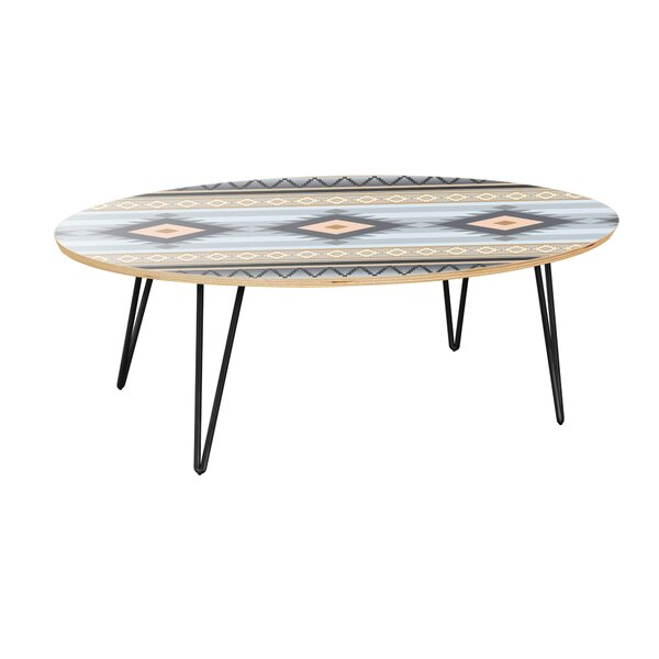Hubble Coffee Table by Bungalow Rose Bungalow Rose