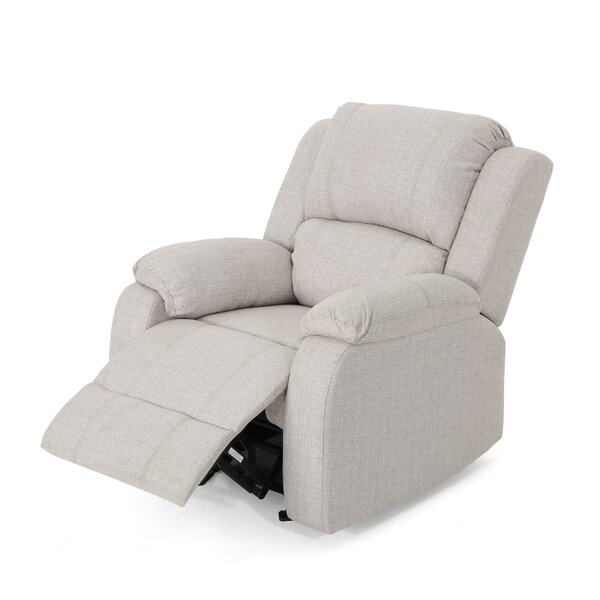 Sabra Manual Glider Recliner [Red Barrel Studio]