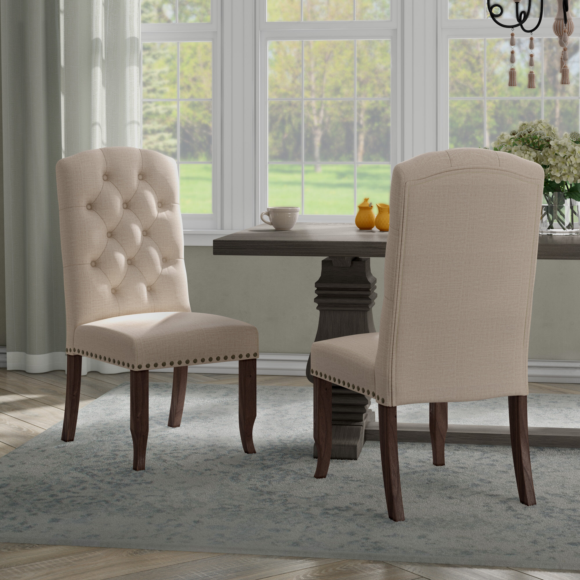 Ophelia Co Burlingame Side Chair Reviews Wayfair