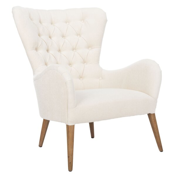 Napoli Wingback Chair by George Oliver George Oliver