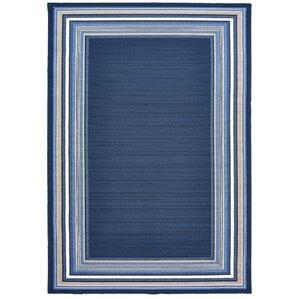 hadiya navy blue area rug
