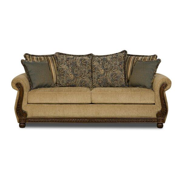 Bridgette Sleeper Sofa by Simmons Upholstery by Fleur De Lis Living