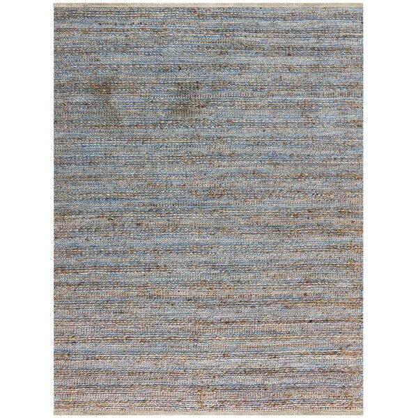 Lantz Flat-Weave Blue Area Rug by Laurel Foundry Modern Farmhouse