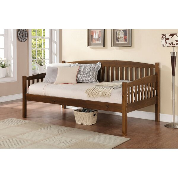 Kist Wooden Twin Daybed by Winston Porter Winston Porter