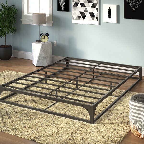 Hamm Bed Frame [Alwyn Home - W003098778]