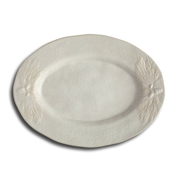 Brayden Oval Platter by Millwood Pines