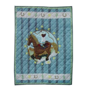 Coupon Lil Yeeehaw Crib Quilt By Patch Magic