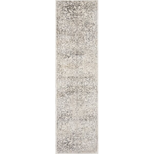 Linden Ivory Area Rug by Ophelia & Co.