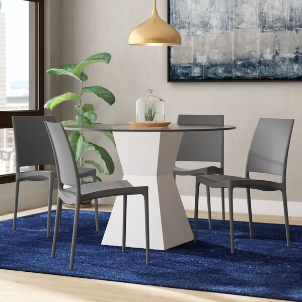 Mira Side Chair (Set of 4) by Zipcode Design