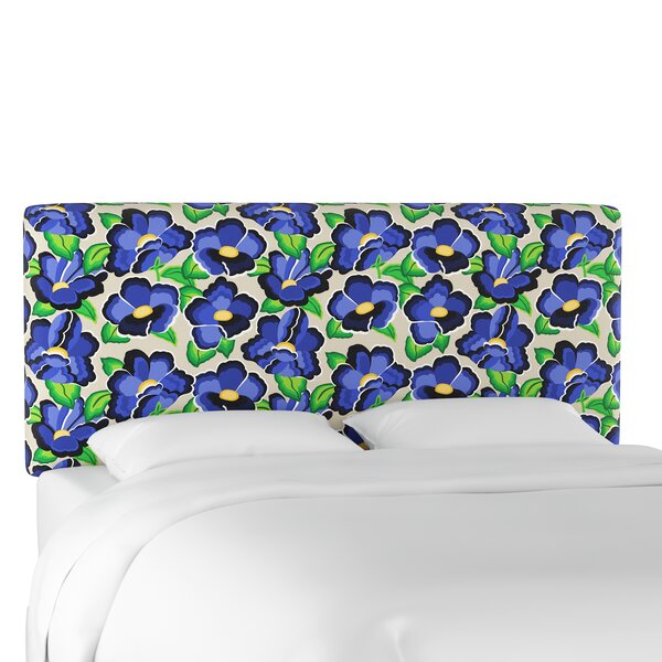 Williford Upholstered Panel Headboard by Red Barrel Studio