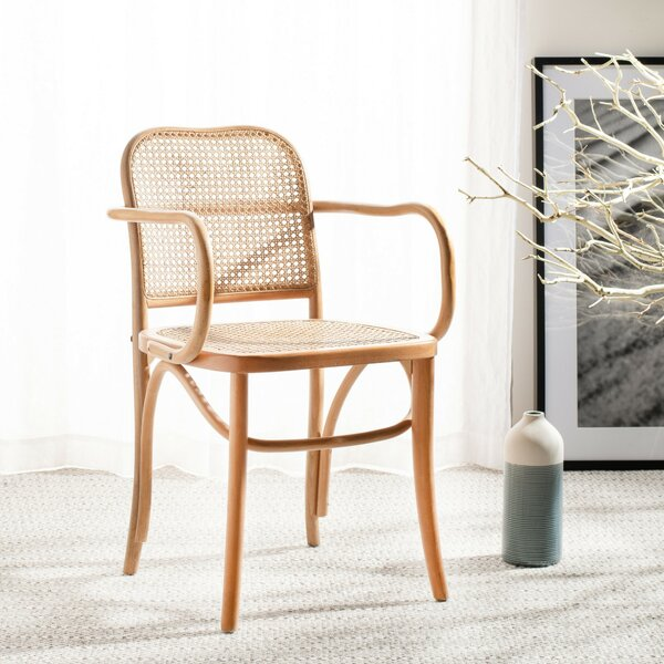 Ransom Solid Wood Dining Chair by Bayou Breeze