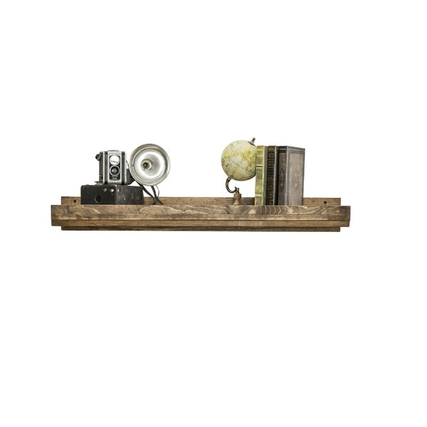 Oconner Floating Shelf by Union Rustic