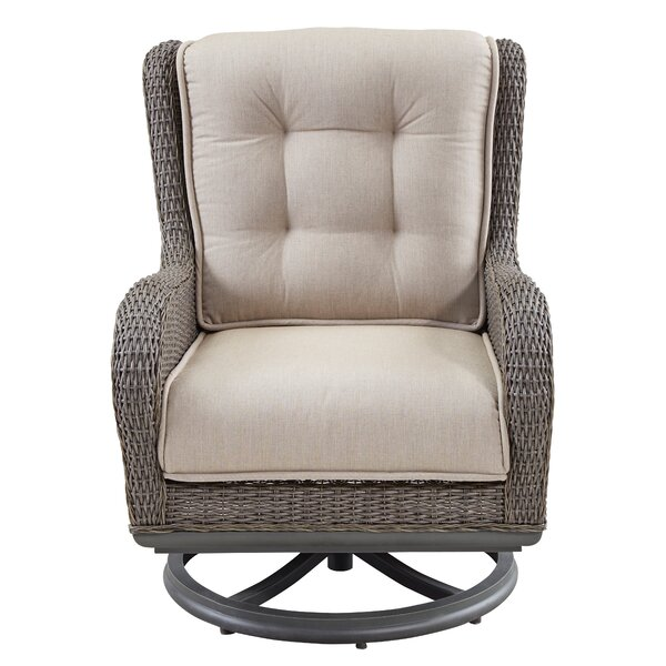 Dogwood Swivel Lounge Chair with Cushions (Set of 2) by Paula Deen Home Paula Deen Home