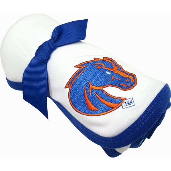 Boise State Broncos Baby Receiving Blanket by Future Tailgater