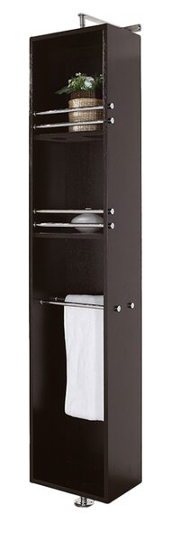 Claire 13.75 W x 73 H Wall Mounted Cabinet by Wyndham Collection