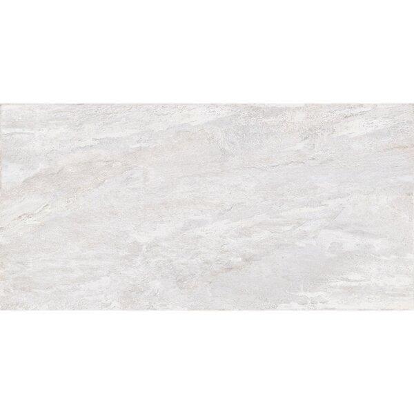 Milestone 24 x 47 Porcelain Field Tile in White by Emser Tile