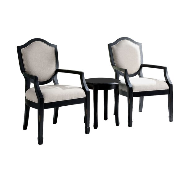 Bash Armchair (Set of 3) by Darby Home Co