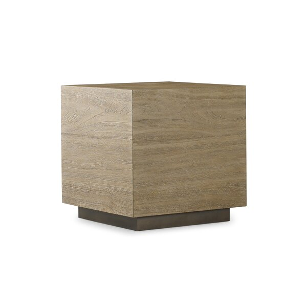Navasota End Table by Orren Ellis
