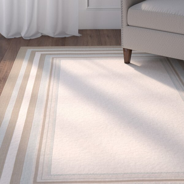Herefordshire Beige/Brown/Blue/White Indoor/Outdoor Area Rug by Winston Porter