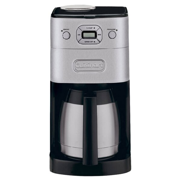 10 Cup Thermal Automatic Coffee Maker by Cuisinart