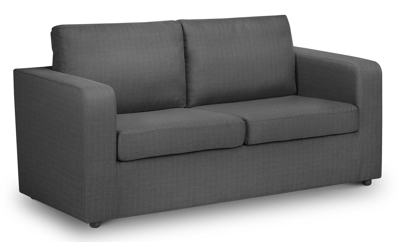 Riley ave canning 2 seater sofa bed reviews for Sofa bed 2 in 1