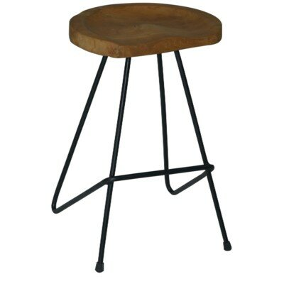 Lukas Rustic Counter Bar Stool by Union Rustic