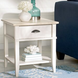Montverde End Table With Storage� by Beachcrest Home