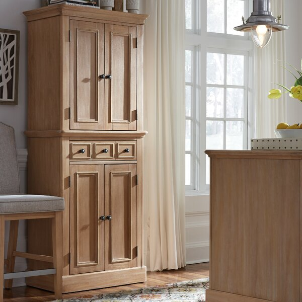 Jerkins 72 Kitchen Pantry by Alcott Hill