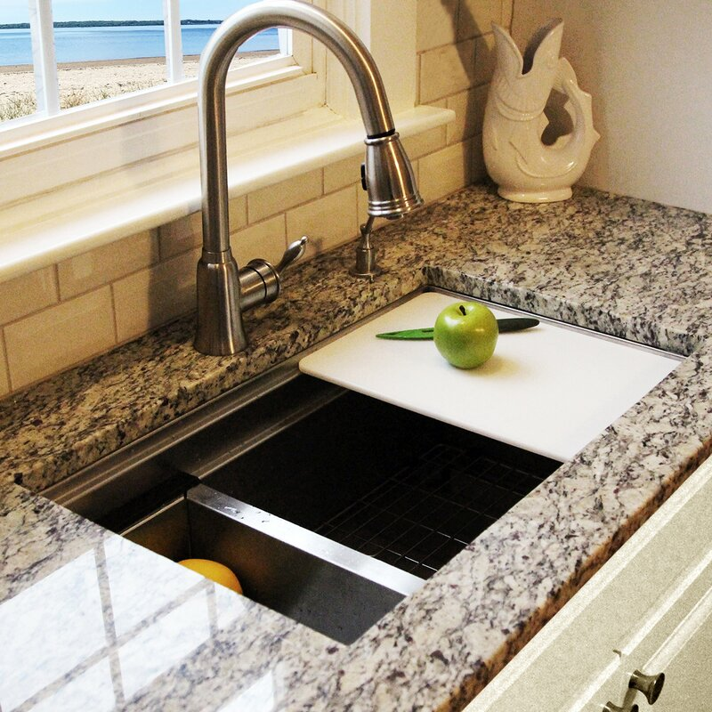 pro series 30   x 18   undermount kitchen sink nantucket sinks pro series 30   x 18   undermount kitchen sink      rh   wayfair com