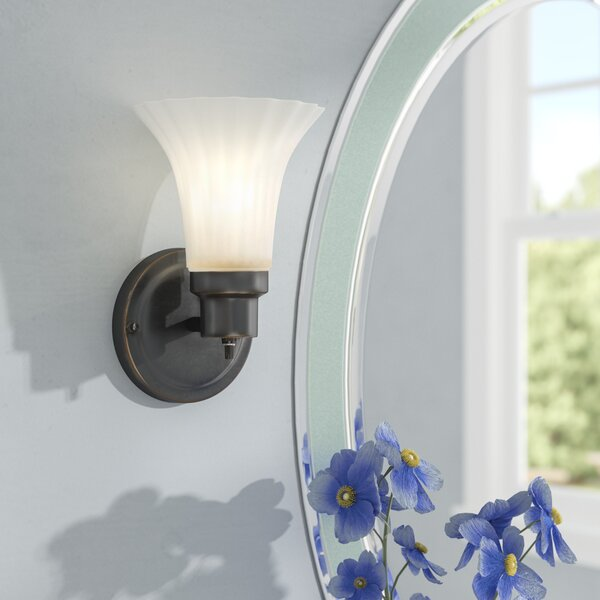 Wall Sconce With On Off Switch | Wayfair