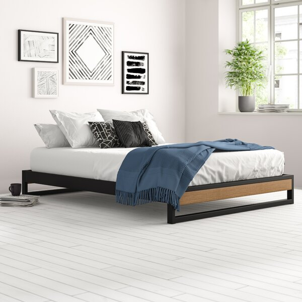 Permelia Platform Bed by Zipcode Design