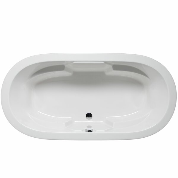 Hermosa 72 x 36 Air/Whirlpool Bathtub by Malibu Home Inc.