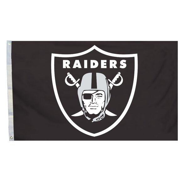NFL Jumbo Polyester 4 x 6 ft. Flag by Team Pro-Mark